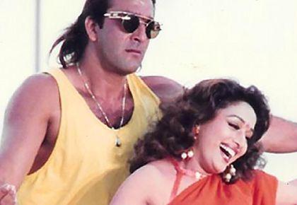 Why Madhuri DUMPED Sanjay Dutt - Rediff.com movies