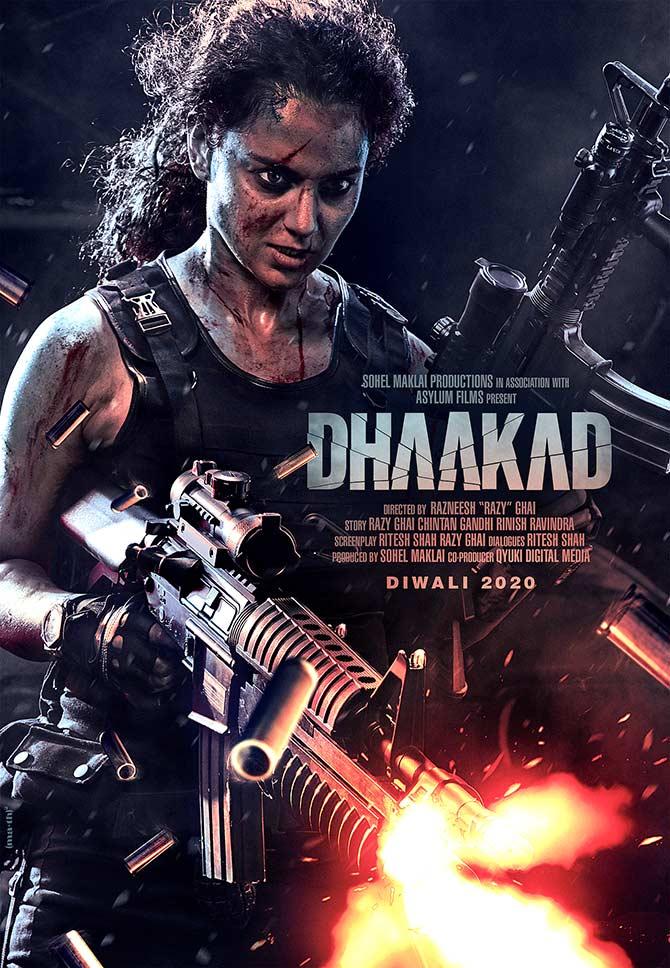 Kangana's Dhaakad postponed movie.jpg