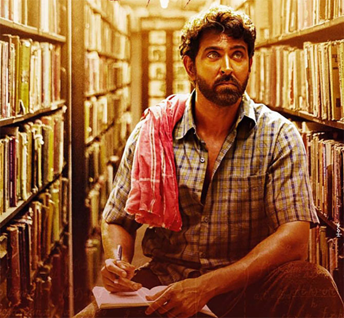 Super 30 really wants to say is Hrithik Roshan can