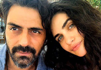 Baby boy for Arjun Rampal and Gabriella