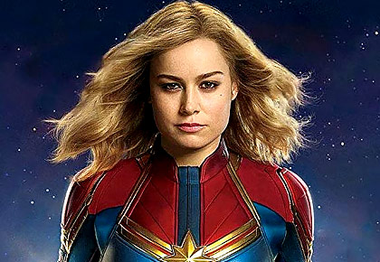 Current Bollywood News & Movies - Indian Movie Reviews, Hindi Music & Gossip - Captain Marvel Review: Leaves you happy and impatient