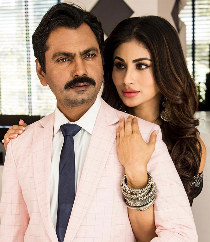 Why Mouni Roy wants to educate India's men - Rediff com movies