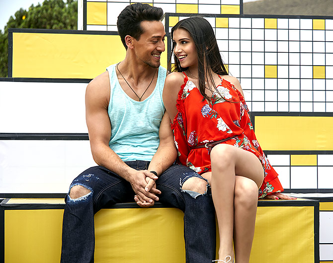 Student of the year 2 - Tiger Shroff