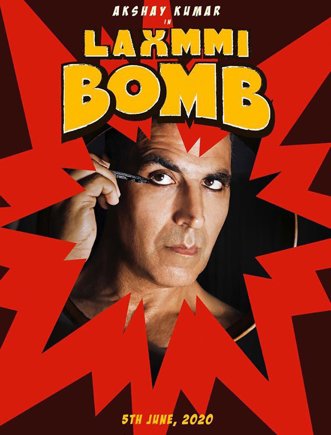 Will Akshay Kumar direct Laxmmi Bomb?