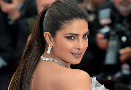 Cannes 2019: Priyanka is a vision in white!