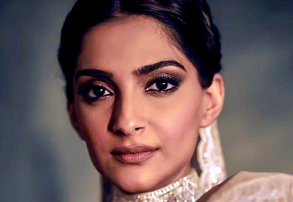 Like Sonam's royal look? Vote