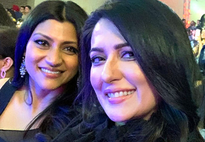 What are Konkona and Mini up to?