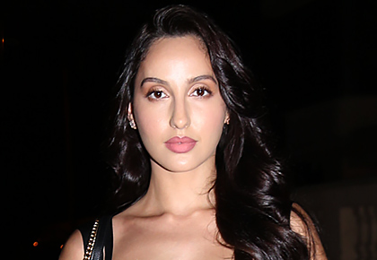 PIX: Nora Fatehi parties with Sidharth, Riteish