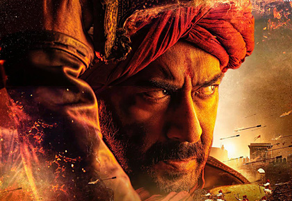 Like Ajay Devgn's look in Tanhaji? VOTE!
