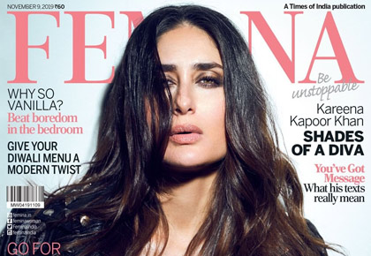 Smokin' hot! Kareena looks oomphalicious in sequins