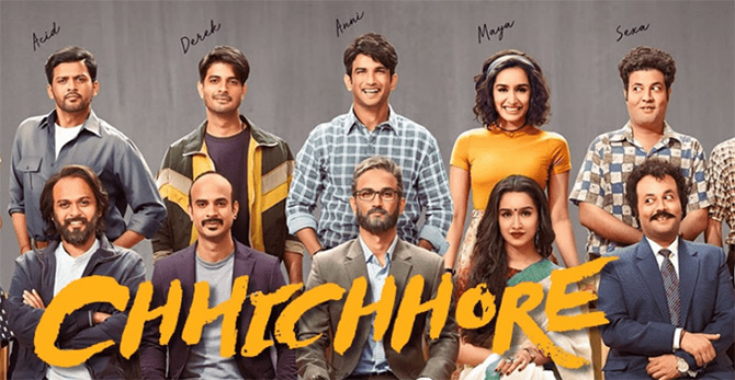 All About Chhichhore