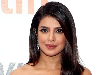 PIX: Priyanka makes a splash in Toronto