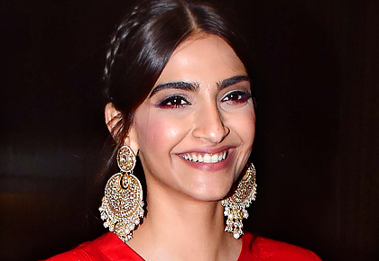 How did Sonam spend her weekend?