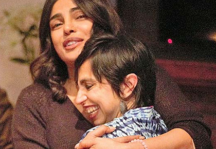 'Priyanka was intense'