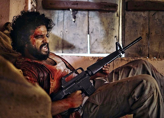 Neeraj Madhav in The Family Man.