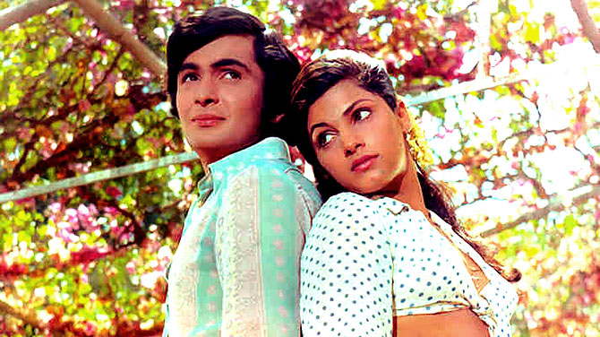When Lataji S Voice Made Bobby A Blockbuster Rediff Com Movies