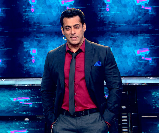 Salman to shoot for Bigg Boss promo?