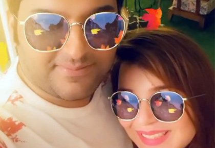 Have you seen Kapil Sharma's baby girl?
