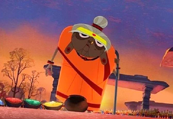 How Punyakoti, Sanskrit's 1st animation film, got made