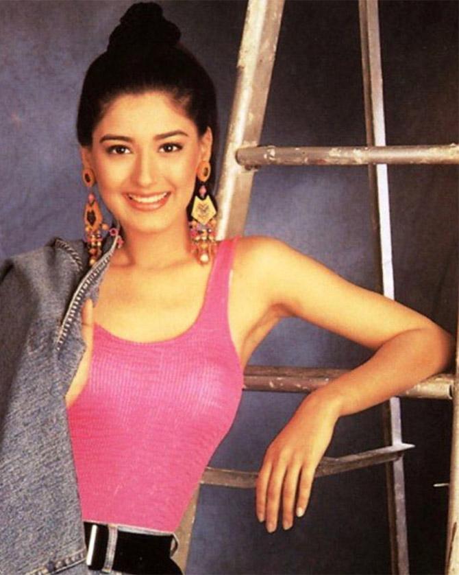 When Kareena, Madhuri, Kajol were 20