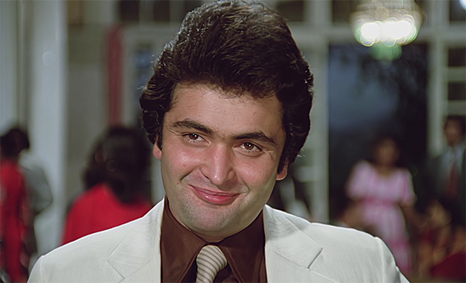 Knowing the REAL Rishi Kapoor - Rediff.com movies