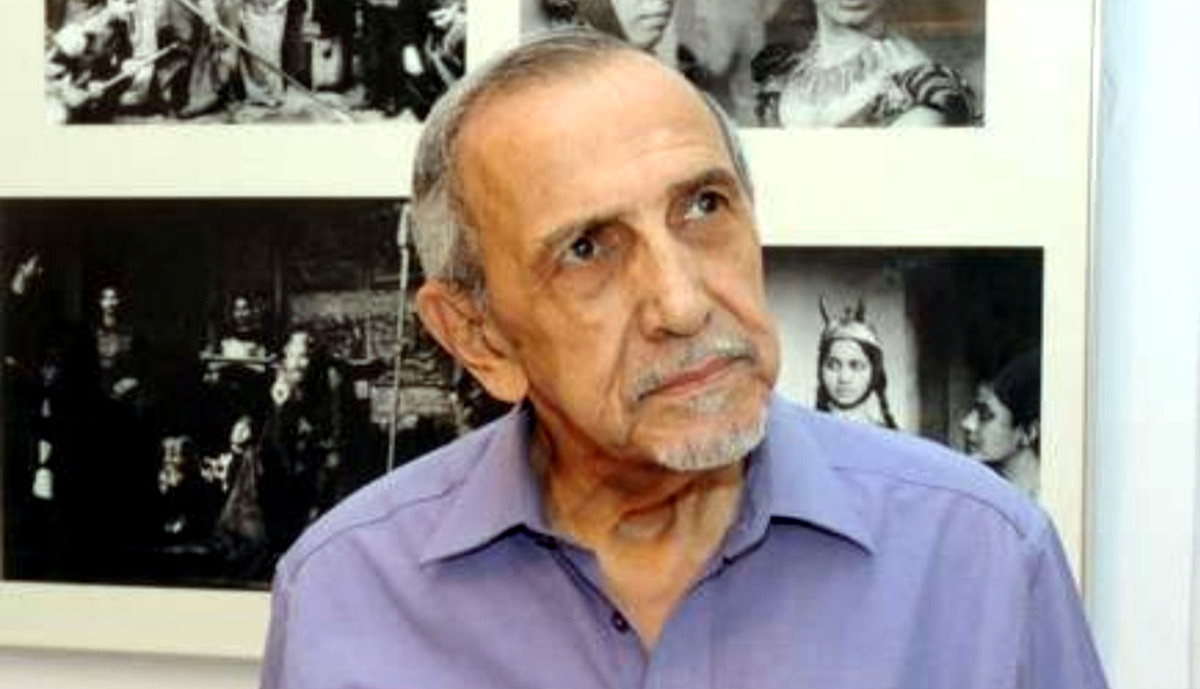 Ebrahim Alkazi: 'A man who taught us how to see'