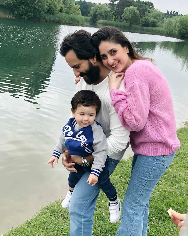 Kareena, Saif expecting second child