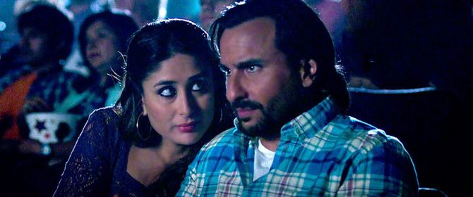 Who does Kareena look best with? 12