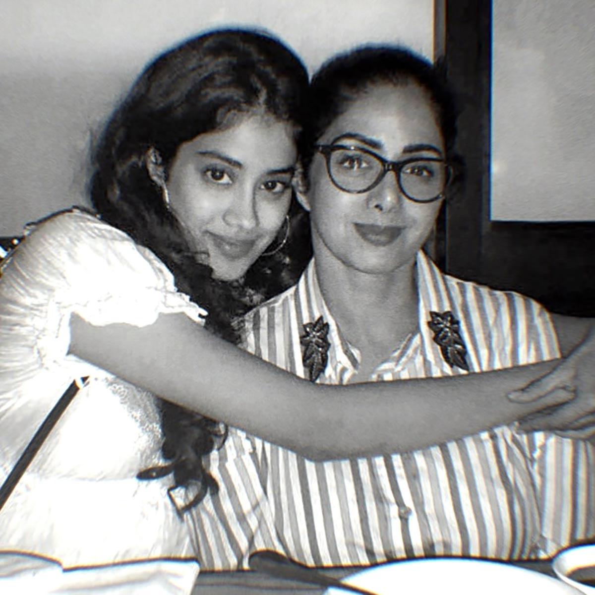 Janhvi on Sridevi: 'I love you mumma'
