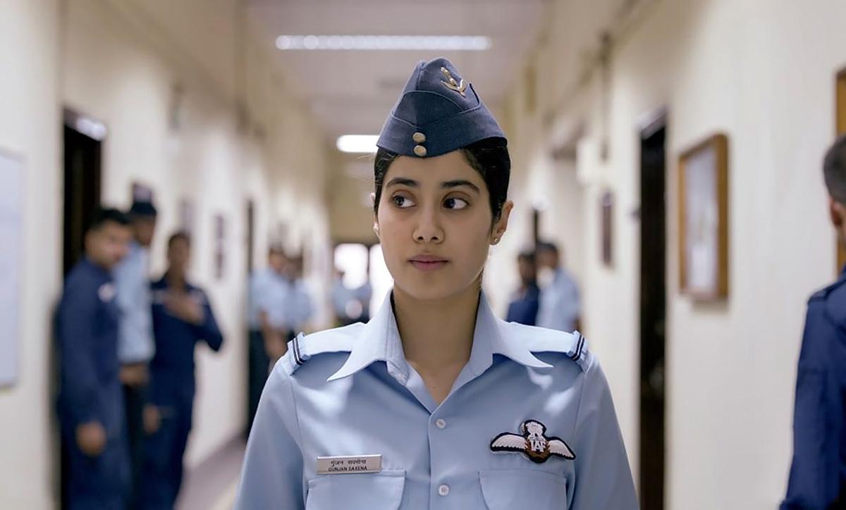 General Syed Ata Hasnain Why Gunjan Saxena S Great Theme Was Wasted Rediff Com Movies