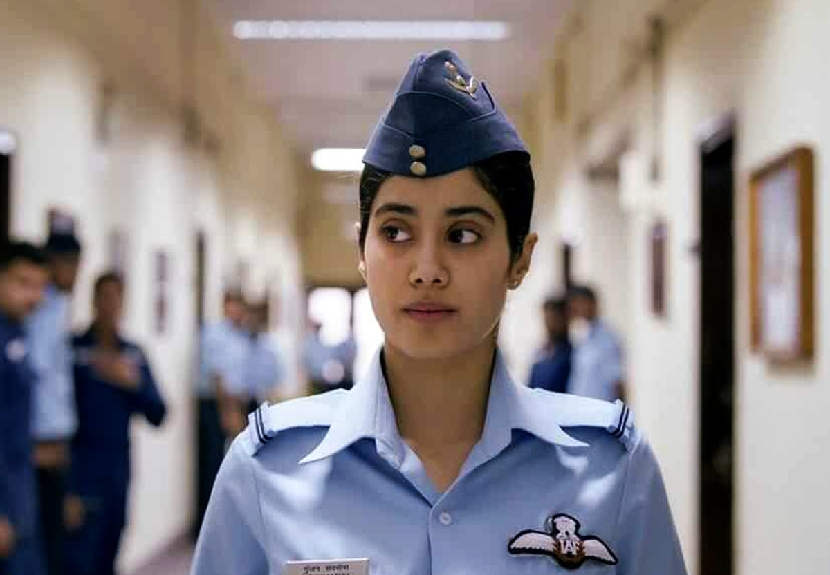 IAF pilot: Gunjan Saxena got it all wrong