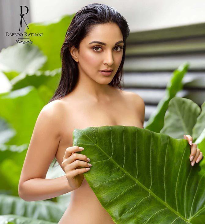 Making Kiara Aishwarya Bhumi Look Sexy Rediff Com Movies