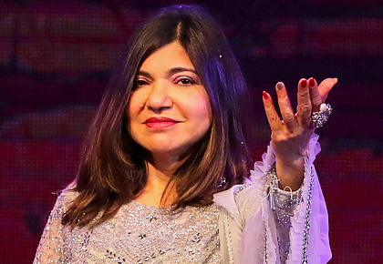 Watch: Alka Yagnik sings for Jatin-Lalit