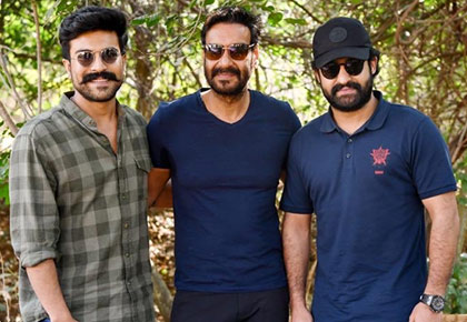 Ram Charan Teja, NTR Jr take a pay cut