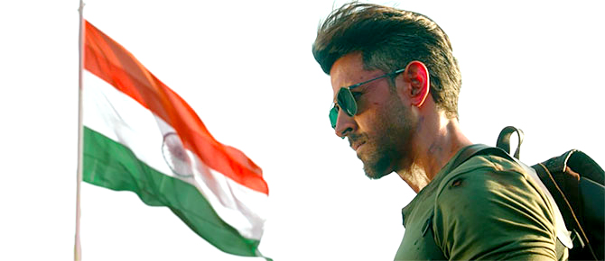 Bollywood's 12 PROUD tiranga moments
