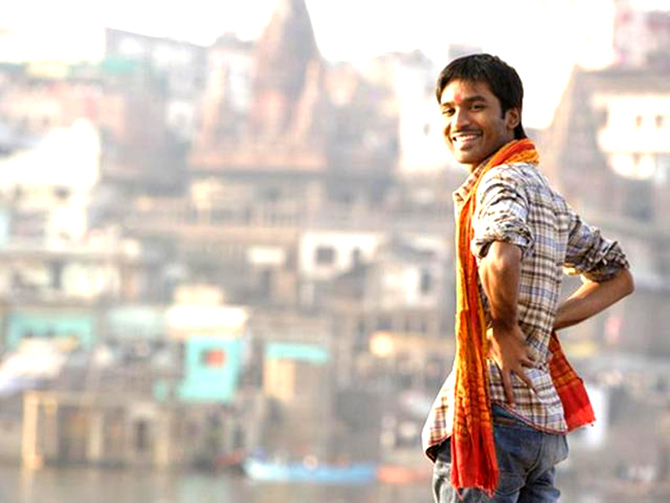 Dhanush back in Bollywood. Guess who his heroine is?