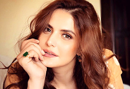 Why Zareen Khan is playing a lesbian