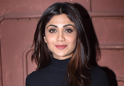 PIX: Shilpa Shetty steps out for a movie
