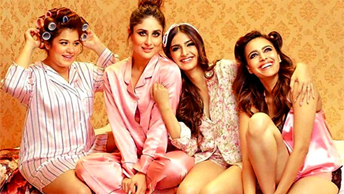 Lessons from Bollywood: What to wear in bed!