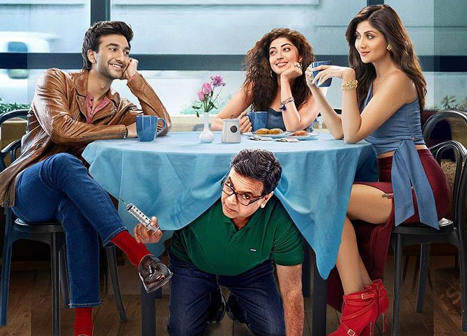 8 movies that may release on OTT soon - Rediff.com movies