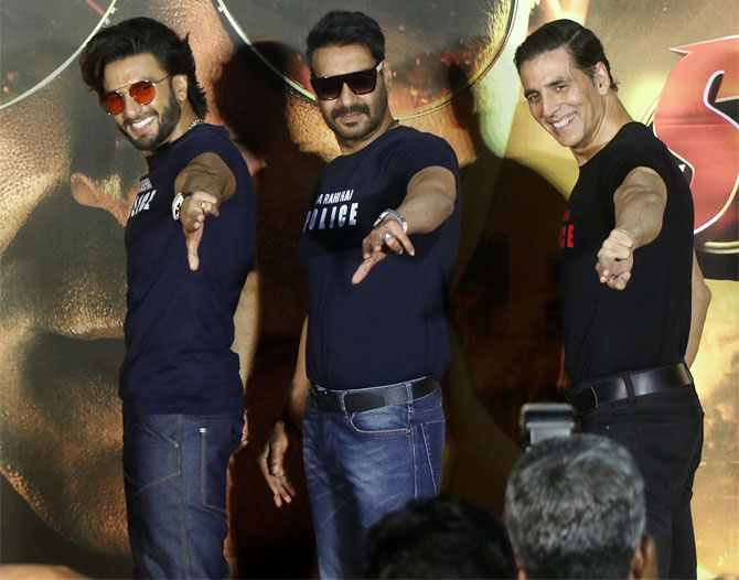 Video: Why Ajay Devgn called Akshay a doodhwala!