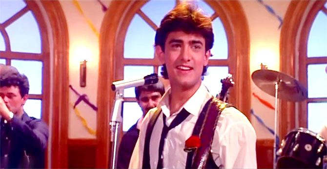 Aamir Khan's TOP 55 SONGS!