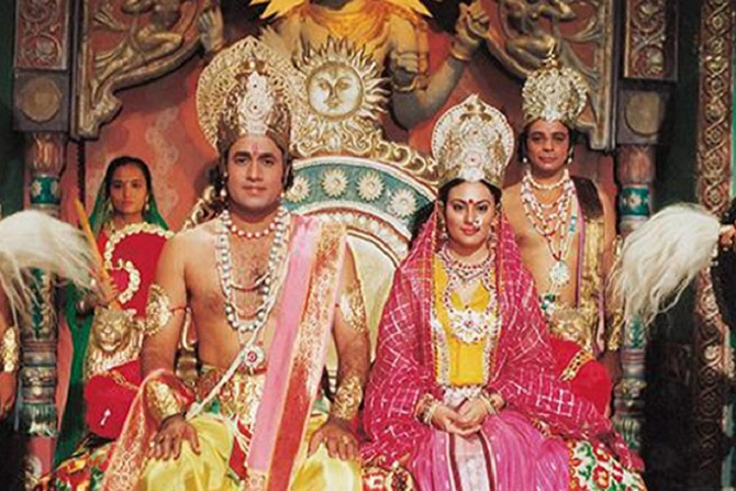 'Something like Ramayan just happens once'