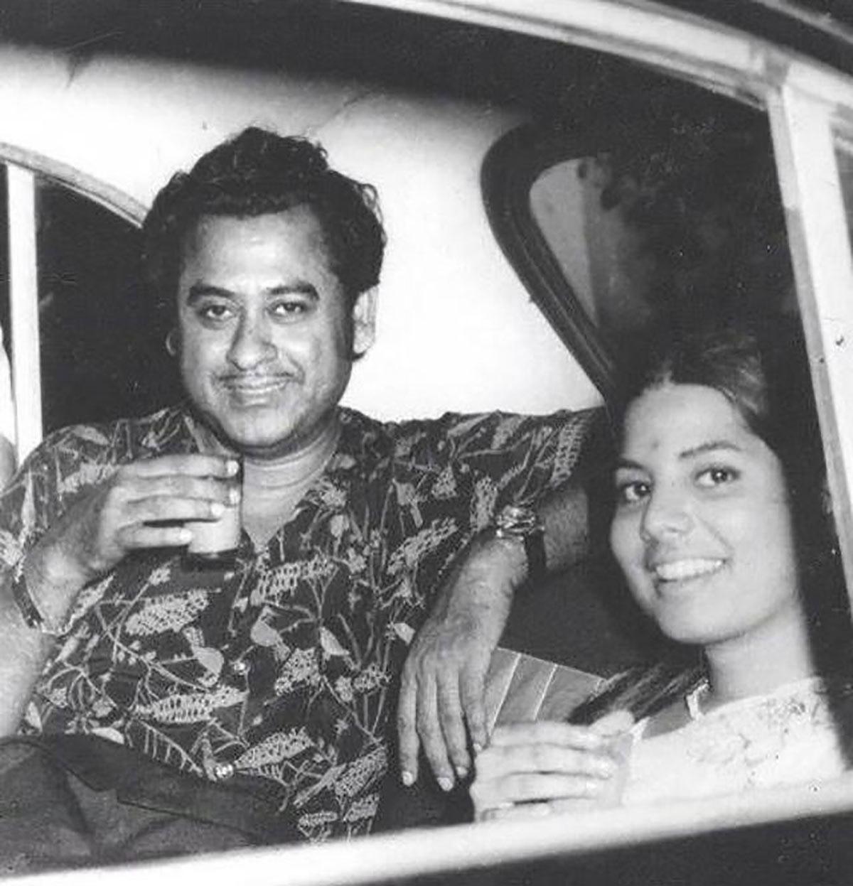 'Main bahut roya' when Kishore Kumar died