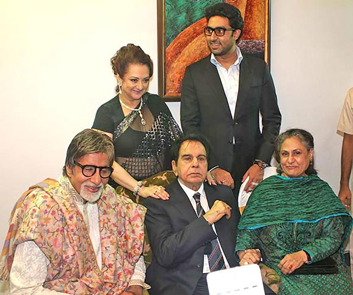 Amitabh Bachchan on Dilip Kumar