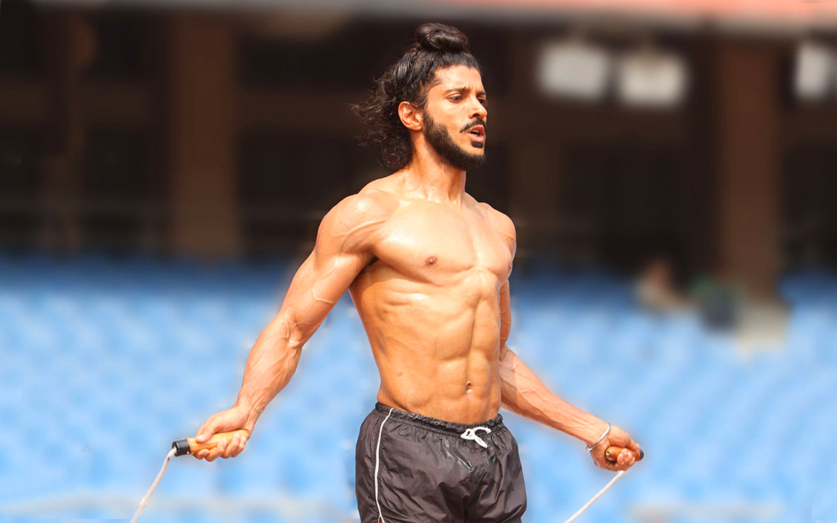 'I was possessed by Milkha'