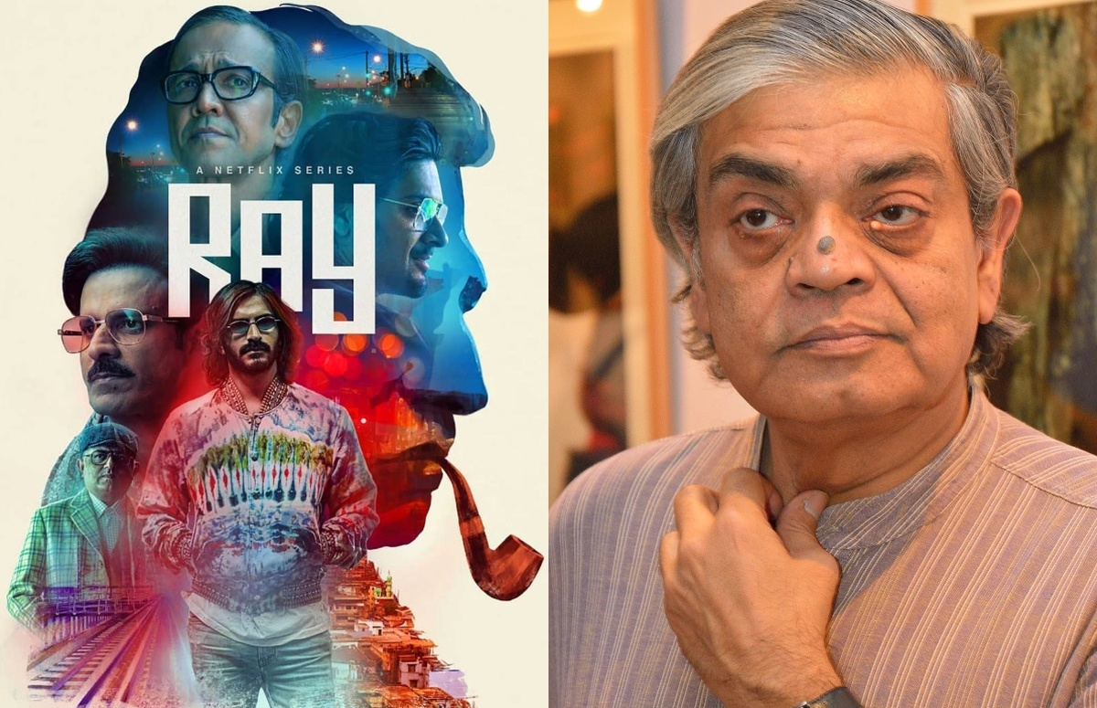 Sandip Ray: 'I am scared to watch Ray'