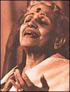 MS Subba Lakshmi