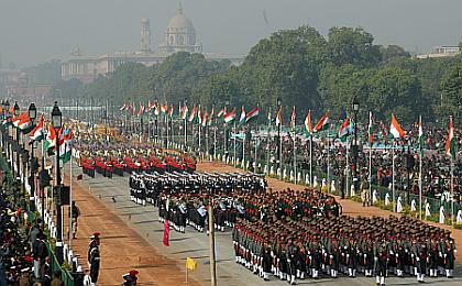 Watch Live: 71st Republic Day Parade