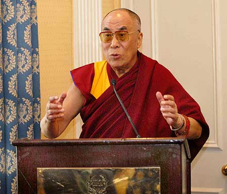 India is our second home, says Dalai Lama